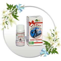 Essential Oils Aroma Composition «Success in Business»