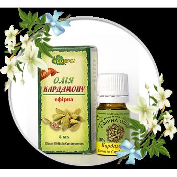 Ефірна олія кардамону