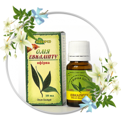 Ефірна олія евкаліпту