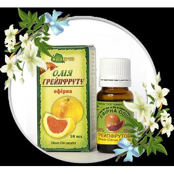Ефірна олія грейпфруту