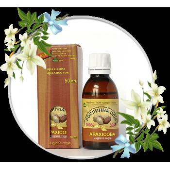 Растительное масло арахисовое