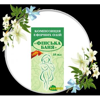 Набір для сауни «Фінська баня»