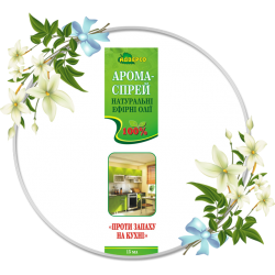 Aroma spray «Smell in the kitchen»