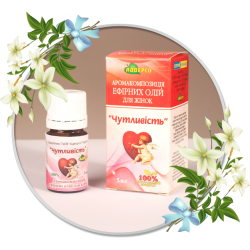 Essential Oils Aroma Composition for Women «Sensitivity»